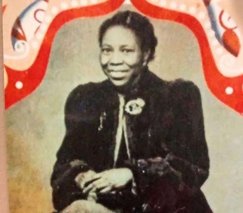 Wilhelmina Benson was a dancer at New York's Cotton Club